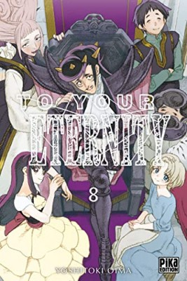"""Afficher """"To your eternity n° 8"""""""