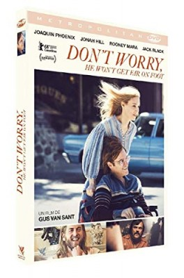 "Afficher ""Don't worry he won't get far on foot"""