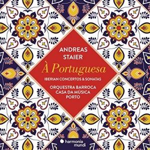 vignette de 'A portuguesa (Andreas Staier)'