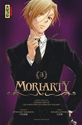 "Afficher ""Moriarty n° 3"""