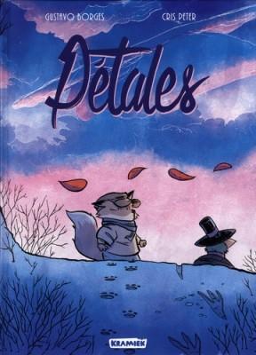 vignette de 'Pétales (Gustavo Borges)'