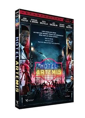 """Afficher """"Hotel Artemis"""""""