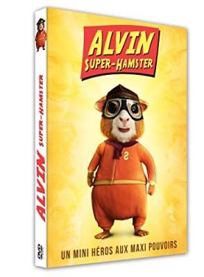 """Afficher """"Alvin - Super-hamster"""""""