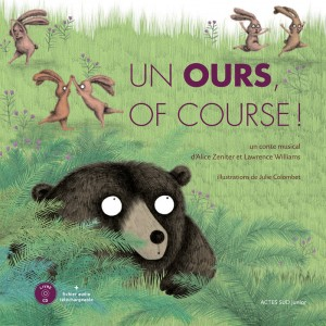 "Afficher ""Un ours, of course!"""