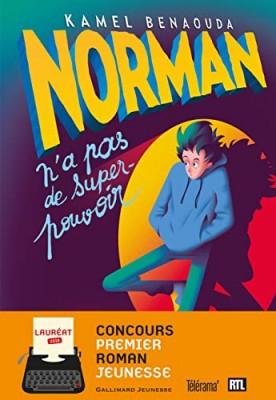 vignette de 'Norman n'a pas de super-pouvoir (Kamel Benaouda)'