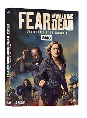"Afficher ""Fear the walking dead n° 4 Fear the walking dead, saison 4"""
