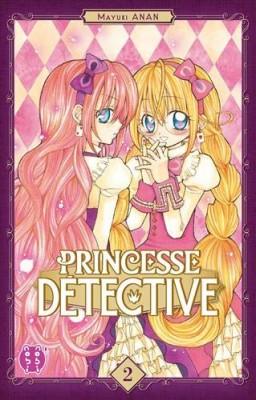 """Afficher """"Princesse détective n° 2 Princesse détective, 2"""""""