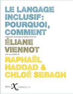 """Afficher """"Le langage inclusif"""""""