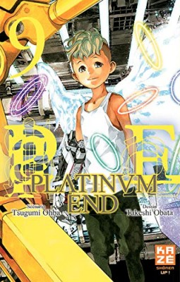 "Afficher ""Platinum end n° 9"""