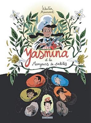 vignette de 'Yasmina et les mangeurs de patates (Wauter Mannaert)'