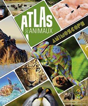 vignette de 'Atlas des animaux (Virginie Jobé-Truffer)'