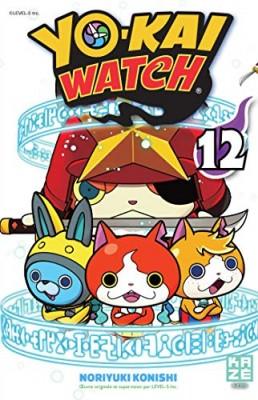 """Afficher """"Yo-kai watch n° 12 Yo-kai watch, 12"""""""