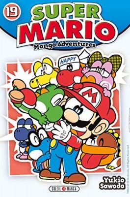 """Afficher """"Super Mario : manga adventures n° 19 Super Mario"""""""