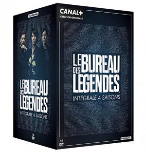 """Afficher """"Le bureau des légendes n° 1b Saison 1 - Ep 4à6"""""""