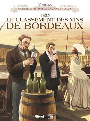 """Afficher """"Vinifera 1855, le classement des vins de Bordeaux"""""""