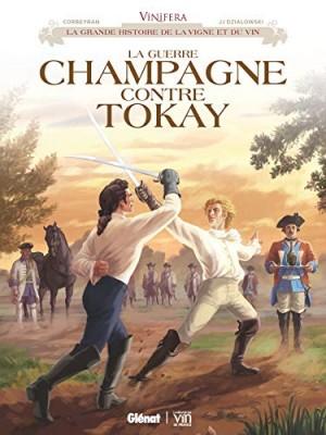 "Afficher ""Vinifera La guerre champagne contre tokay"""