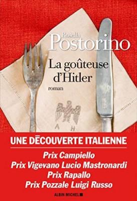 vignette de 'La goûteuse d'Hitler (Rosella Postorino)'