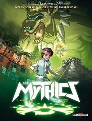 "Afficher ""Les Mythics n° 05 Miguel"""