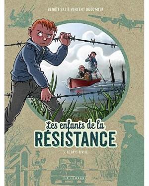 """Afficher """"Les enfants de la Résistance n° 5 Le pays divisé"""""""