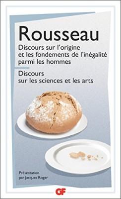 """Afficher """"Discours sur les sciences et les arts"""""""