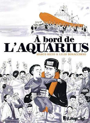 "Afficher ""A bord de l'Aquarius"""