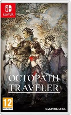 vignette de 'Octopath traveler (Square Enix)'