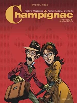 "Afficher ""Champignac n° 1 Enigma"""