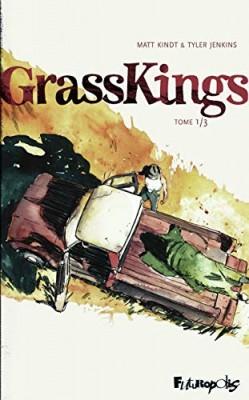 vignette de 'Grass kings n° 1 (Matt Kindt)'