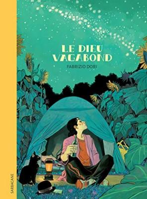 vignette de 'Le dieu vagabond (Fabrizio Dori)'