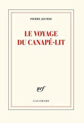 vignette de 'Le voyage du canapé-lit (Pierre Jourde)'