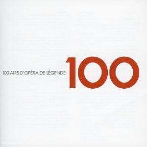 """Afficher """"100 airs d'opéra de légende"""""""
