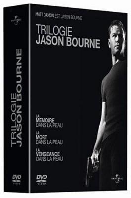 "Afficher ""Coffret trilogie - Jason Bourne"""