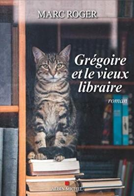 vignette de 'Grégoire et le vieux libraire (Marc Roger)'
