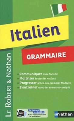 """Afficher """"Italien : grammaire"""""""