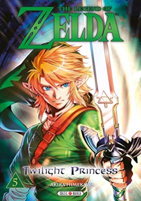 "Afficher ""La Légende de Zelda n° 5 Twilight princesse, 5"""