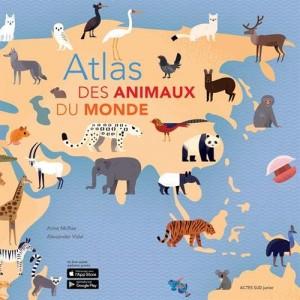 """Afficher """"Atlas des animaux du monde"""""""