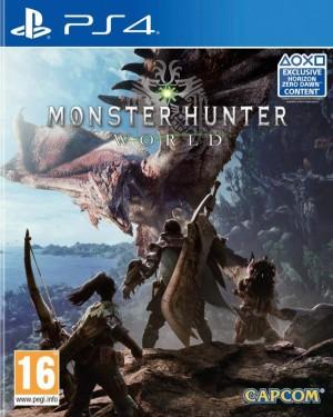 """Afficher """"Monster Hunter World"""""""