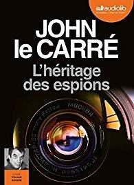 """Afficher """"L'héritage des espions"""""""