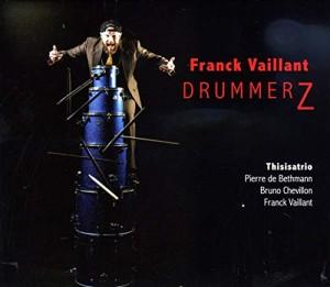 vignette de 'Drummerz (Franck Vaillant)'