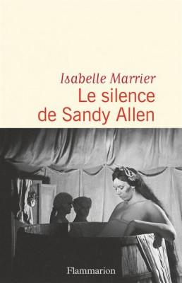 vignette de 'Le silence de Sandy Allen (Isabelle Marrier)'