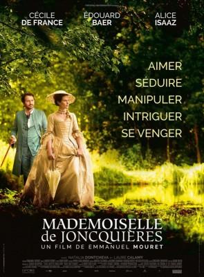 vignette de 'Mademoiselle de Joncquières (Emmanuel Mouret)'