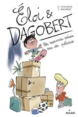 """Afficher """"Eloi et Dagobert n° 1 Nouveau voisin rue des Poteaux (Un)"""""""
