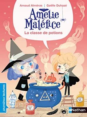 """Afficher """"Amélie Maléfice : La Classe de potions"""""""
