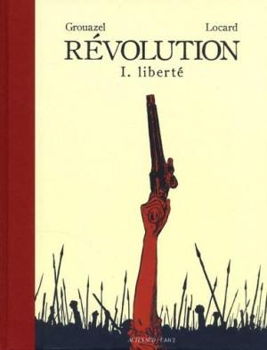 """Afficher """"Révolution n° 1 liberté"""""""