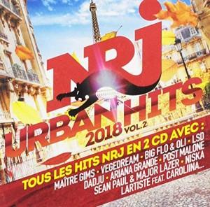 "Afficher ""NRJ urban hits 2018, vol. 2"""