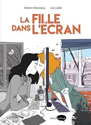 vignette de 'La fille dans l'écran (Lou Lubie)'