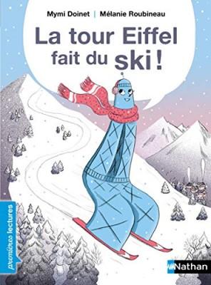"""Afficher """"La tour Eiffel fait du ski !"""""""