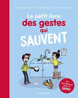 """Afficher """"Le petit livre des gestes qui sauvent"""""""