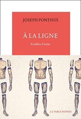 vignette de 'À la ligne (Joseph Ponthus)'