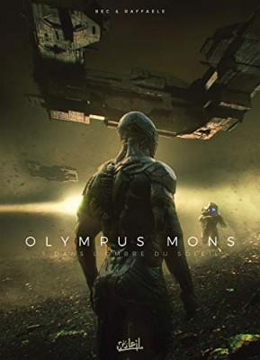 """Afficher """"Olympus Mons - série en cours n° 5 Dans l'ombre du soleil"""""""